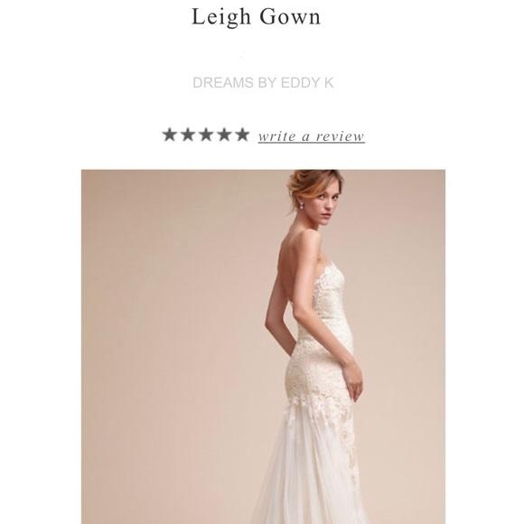 Bhldn Dresses Wedding Dress Leigh Gown From Size 6 Poshmark